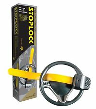 Stoplock Professional Pro Steering Wheel Lock Anti-Theft Thatcham Cat.3 Approved