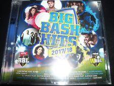 Big Bash Hits: 2017/18 Various 2 CD (Pnau Selena Gomez Lady Gaga Imagine Dragons