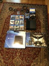 Sony PlayStation 4 (CUH-1215A) 500 GB PS4 Console + Accessories