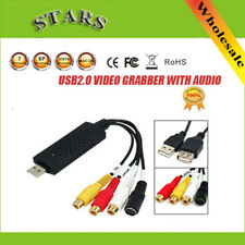 USB 20 video card capture grabber Adapter of chipset STK1160 for TV VHS DVD to
