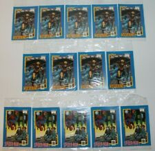 1991 Marvel Trading Cards - National Safe Kids Campaign Spider-Man/Wolverine NEW