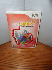 Think Smart Family - Wii Video Game - New & Sealed