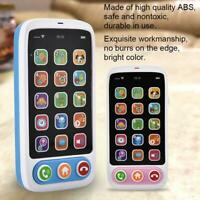 Phone Toys Play Music Cell Phone Mobile Phone Learning English Baby Kids Gifts