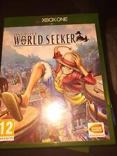 One Piece WORLD SEEKER Xbox One Game