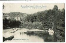 CPA-Carte Postale-Belgique-Rozon-Marcour- Bois Dol Contre Les bords de l'Ourthe