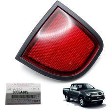 Fits Mitsubishi L200 Triton 06 2013 Rh Rear Under Tailgate Reflector Genuine Red