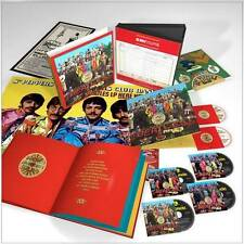 BEATLES ~ SGT PEPPERS ~ 50th ANNIVERSARY SUPER DELUXE CD/DVD/BLU-RAY BOX SET