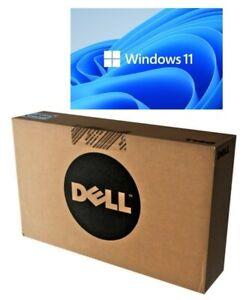 """NEW DELL 14"""" 2.40GHz QUAD CORE 8GB 256GB SSD WINDOWS 11 HOME"""