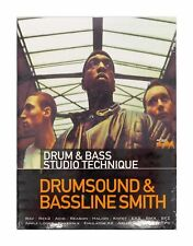 Loopmasters Drumsound & Bassline Smith D&b Studio Royalty Music CD - E32
