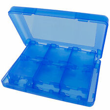 24in1 DS Game Case Holder for Nintendo 3DS DSi XL Lite DS Blue