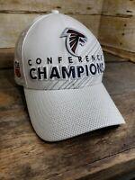 Atlanta Falcons Hat Ball Cap New Era Super Bowl NFL Conference Champs