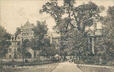 Oxford Keble college 1912 george davis