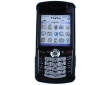 Black Hard Plastic Phone Protector Case Cover For BlackBerry Pearl 8100 Series