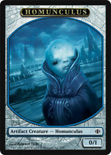 10X 0/1 Blue Artifact Homunculus TOKEN (2/10) NM Shards of Alara MTG