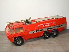 Chubb Pathfinder Airport Crash Truck van Corgi Major Toys England *28644