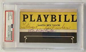 Elizabeth Taylor Signed Autograph Cut On 3x5 Index Card - PSA DNA - FREE S&H!