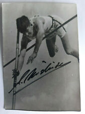 Shuhai  Nishida    JAPAN     Olympiazweiter  im  Stabhochsprung  1932