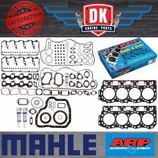 Mahle Complete Full Gasket Set w/ Head Gaskets ARP Studs - Duramax LLY LBZ 6.6L