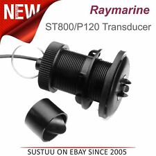 Raymarine St60 Speed Temp Transducer P120/st800 E26031