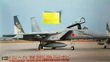 1/72 Hasegawa F-15J Eagle 304th Squadron 20th Anniversary K132 04092 just decals