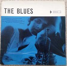 JAZZ/WEST COAST - BILL PERKINS, GERRY MULLIGAN, SHANK, ETC - THE BLUES LP - 60s