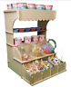 Y340 LOLLY STAND CANDY CART SWEET HOLDER DONUT WALL display table wedding party