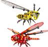 Sembo Blocksteine Insekten Wespe Dekoration Figur Spielzeug Geschenk Modell Kind