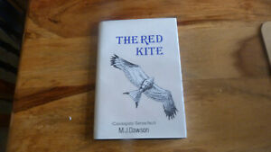NEW NATURALIST INTEREST BIRDS CALIOLOGIST RED KITE SIGNED 1983 1ST