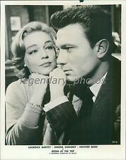 1959 Room at the Top Original Press Photo Laurence Harvey Heather Sears