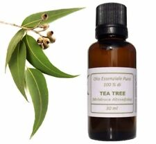 OLIO ESSENZIALE DI TEA TREE (MELALEUCA ALTERNIFOLIA) - PURO 100% - 30ml