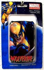 "Marvel Comics ""WOLVERINE"" Hardshell CELL PHONE FACEPLATE for BLACKBERRY #8520"