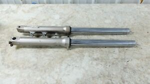 96 Suzuki RF 600 RF600 front forks fork tubes shocks right left set