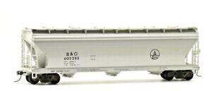 HO B & O Baltimore & Ohio Center Flow Hopper 602285 Gray