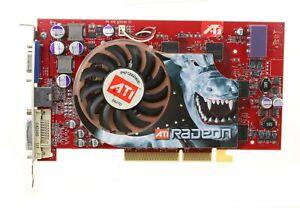 SAPPHIRE ATI RADEON X800 AGP 256MB GDDR3 109-A26100-01 GRAPHICS CARD