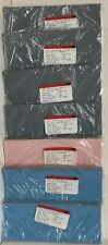 """3M IMPERIAL LAPPING FILM 3 """"x 9"""" 3MIL - 7 PACKS - 50 PER PACK -Discontinued -NEW"""