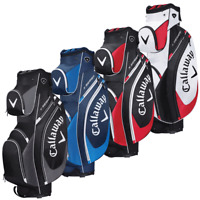 """NEW 2018"" CALLAWAY X SERIES 14 WAY DIVIDER GOLF TROLLEY CART BAG / BEST SELLER"