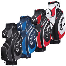 """NEW 2017"" CALLAWAY X SERIES 14 WAY DIVIDER GOLF TROLLEY / CART BAG + FREE GIFT"