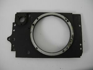 LEICA IIIC FRONT FLANGE PLATE PERFECT -Genuine OEM Parts
