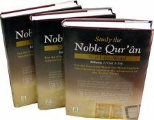 Study the Noble Quran Word for Word (3 Vols)