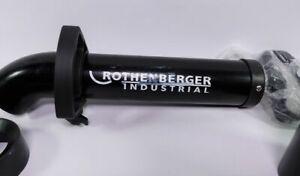 B-Ware:Rothenberger  RoPump Power Saugdruck Handpumpe Rohrreiniger+Gummiadapter