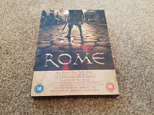 Rome - Series 1 DVD, used but in very good condition, light wear to box