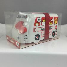 Hello Kitty & Friends SCHOOL BUS Lunch Kit Bento Box Mimi NIB