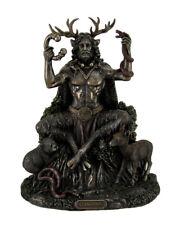 Cernunnos Celtic Horned God Of Animals And The Underworld Statue 9 Inch