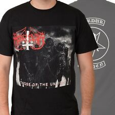 MARDUK-THOSE OF THE UNLIGHT-T-SHIRT-LARGE-BLACK