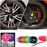7-8M Rim Tape Wheel Stripe Decal Pinstriping Trim Sticker Car Motorcycle Bike