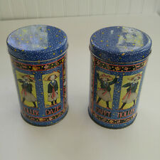 Mary Engelbreit Happy Holler Daze Lot of 2 Tins From 2000