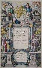 Portada-Blaeu-le theatre du Monde ou Nouvel Atlas - 1647-title page
