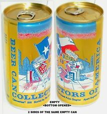 1983 13th CONVENTION BEER CAN COLLECTORS AMERICA HOUSTON TEXAS STAR GRAND PRIZE