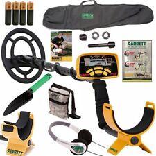 Garrett Ace 250 Metal Detector with Headphones, DVD, Digging Trowel, Finds Pouch