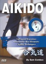 Aikido #2 Advanced Exercises, Kata, Self Defense, Weapons Dvd Sam Combes